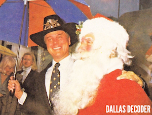 Dallas, Larry Hagman