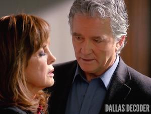 Bobby Ewing, Dallas, Linda Gray, Patrick Duffy, Sue Ellen Ewing, TNT