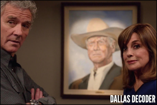 Dallas, Linda Gray, Patrick Duffy, TNT