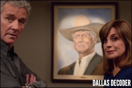 Dallas, Linda Gray, Patrick Duffy, TNT