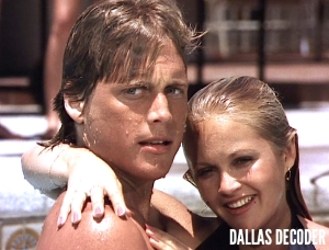 Charlene Tilton, Dallas, Leigh McCloskey, Lucy Ewing, Mitch Cooper