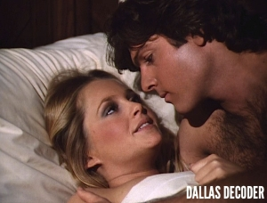 Charlene Tilton, Dallas, Lucy Ewing, Mickey Trotter, Timothy Patrick Murphy
