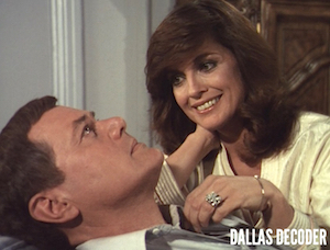 Dallas, J.R. Ewing, Larry Hagman, Linda Gray, New Beginnings, Sue Ellen Ewing