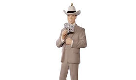 J.R. Ewing ornament featured image 2