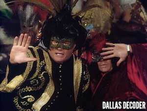 Dack Rambo, Dallas, Jack Ewing, J.R. Ewing, Larry Hagman