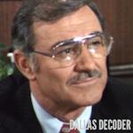 Dallas, Dr. McWright, Paul Comi,