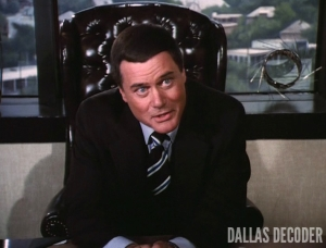 Dallas, #DallasChat, Larry Hagman